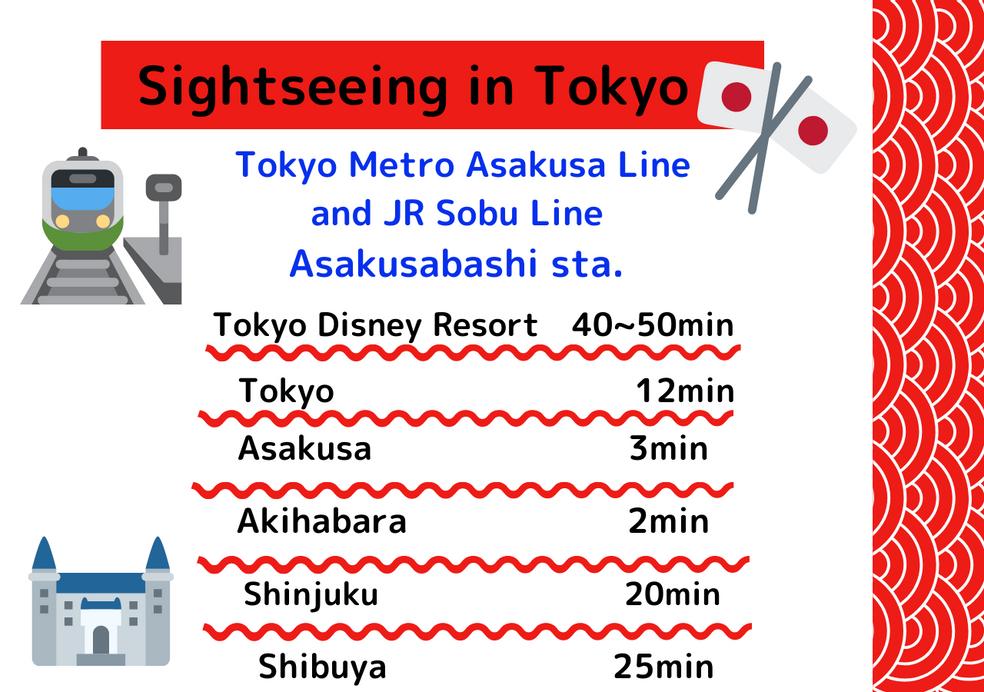 Hostel EAST57 ASAKUSABASHI, Chiyoda