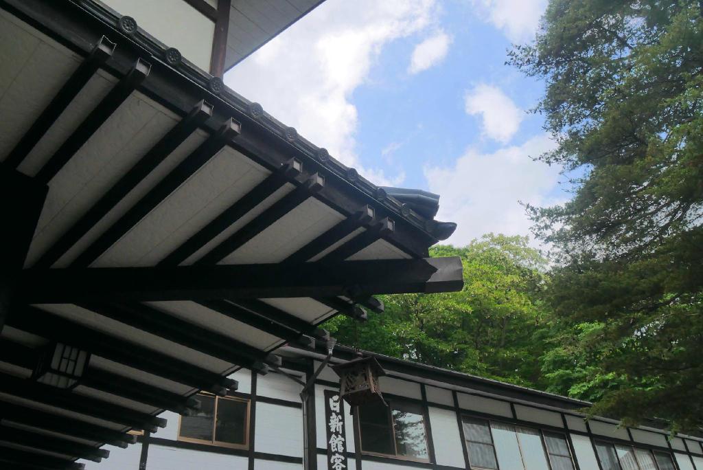 Kusatsu Onsen Nisshinkan, Kusatsu