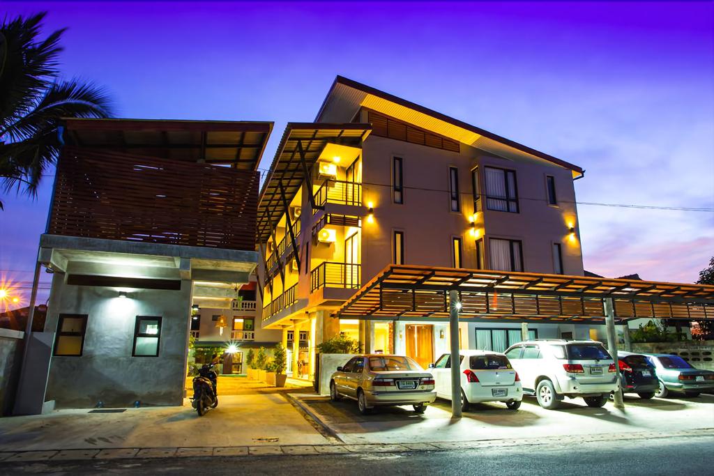 Palmari Boutique Hotel, Nua Khlong