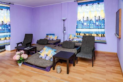 Guest House Izbushka, Inta gorsovet