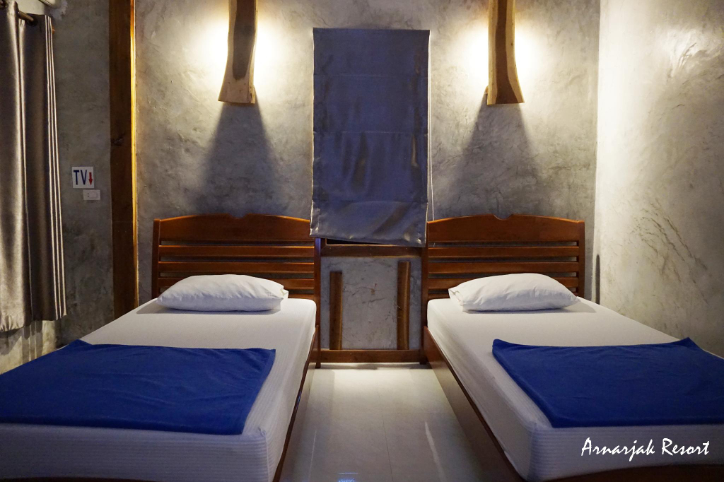 Arnarjak Resort, Akat Amnuai