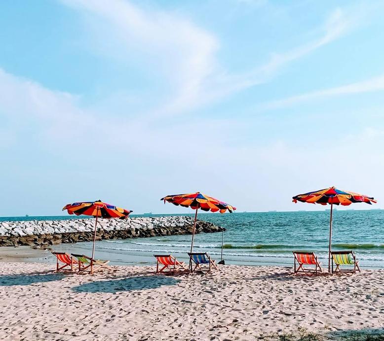 Sabaidee Beach, Muang Rayong