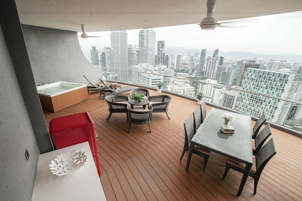 The Penthouse KLCC, Kuala Lumpur