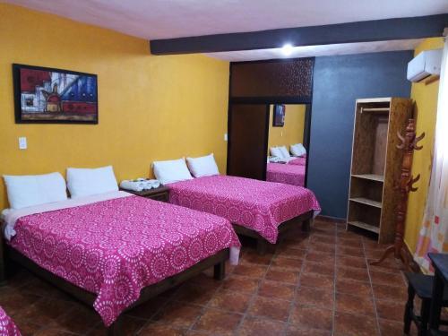Hotel El Paraiso, Xilitla