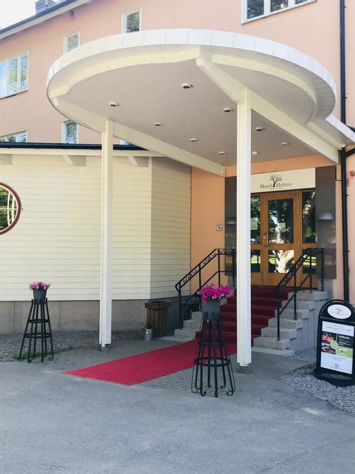 Hotell Hehrne, Vänersborg