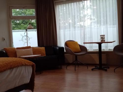 Prins Appartementen, Bergen