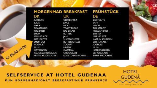 Hotel Gudena, Hedensted