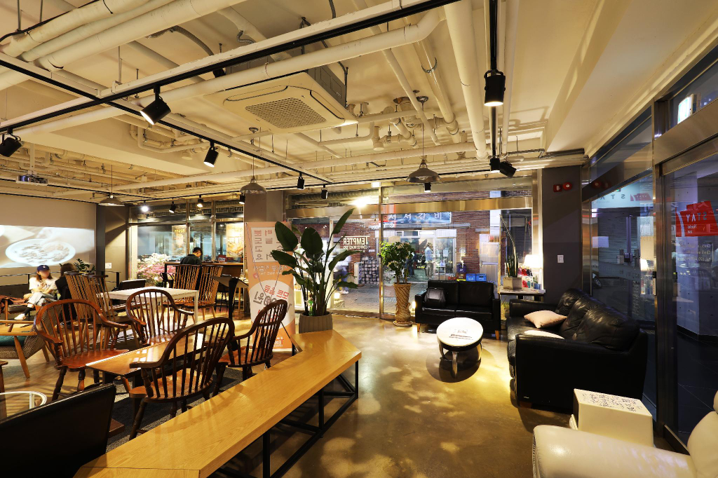 Stay7 Hostel Myeongdong, Jung