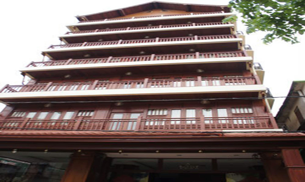 Manorom Boutique Hotel, Chanthabuly