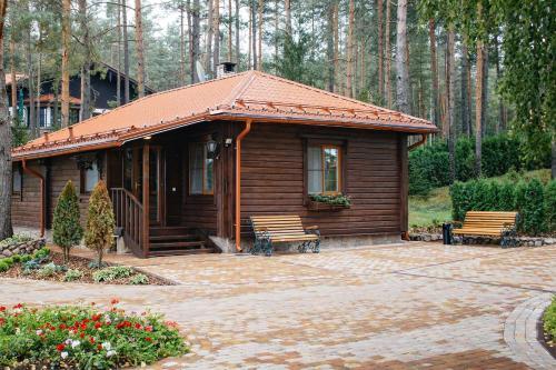 Resort Krasny Bor, Rasony