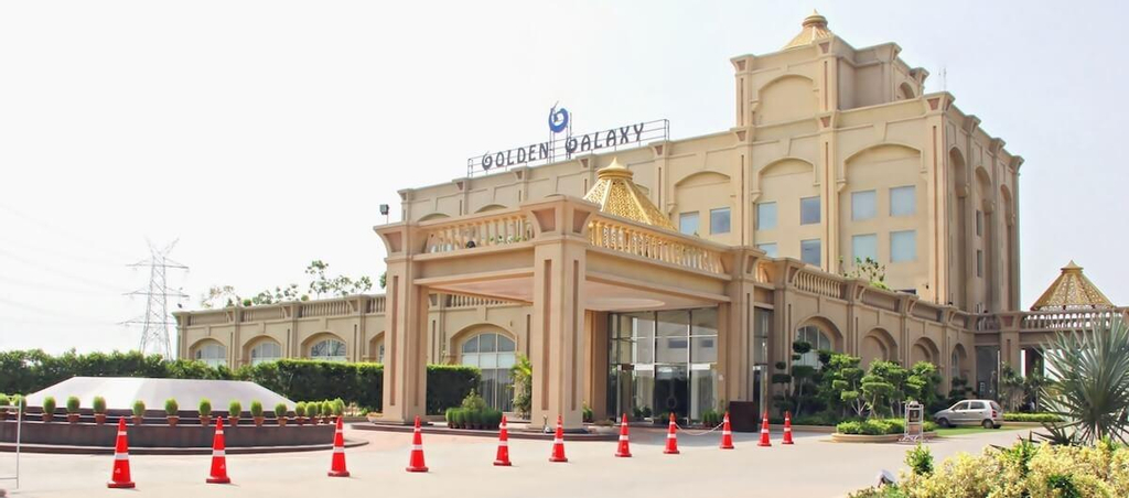 Golden Galaxy Hotels & Resorts, Faridabad