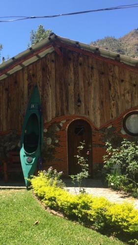Cabanas de Tzununa, NA