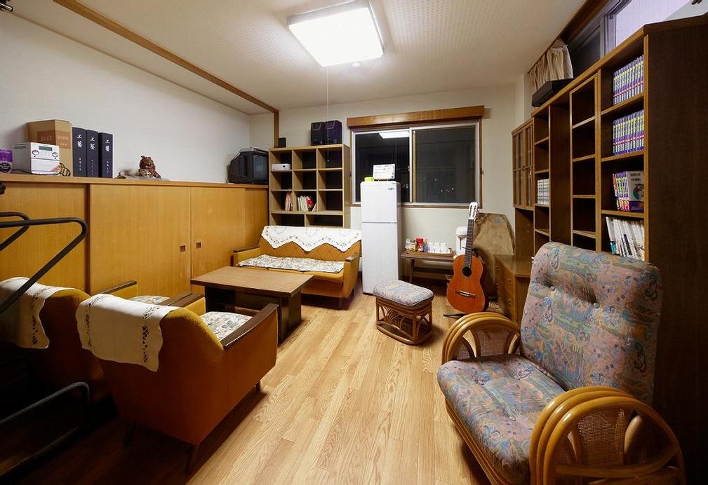 Tabibitoyado Kirinya Hostel in Uji, Ujitawara