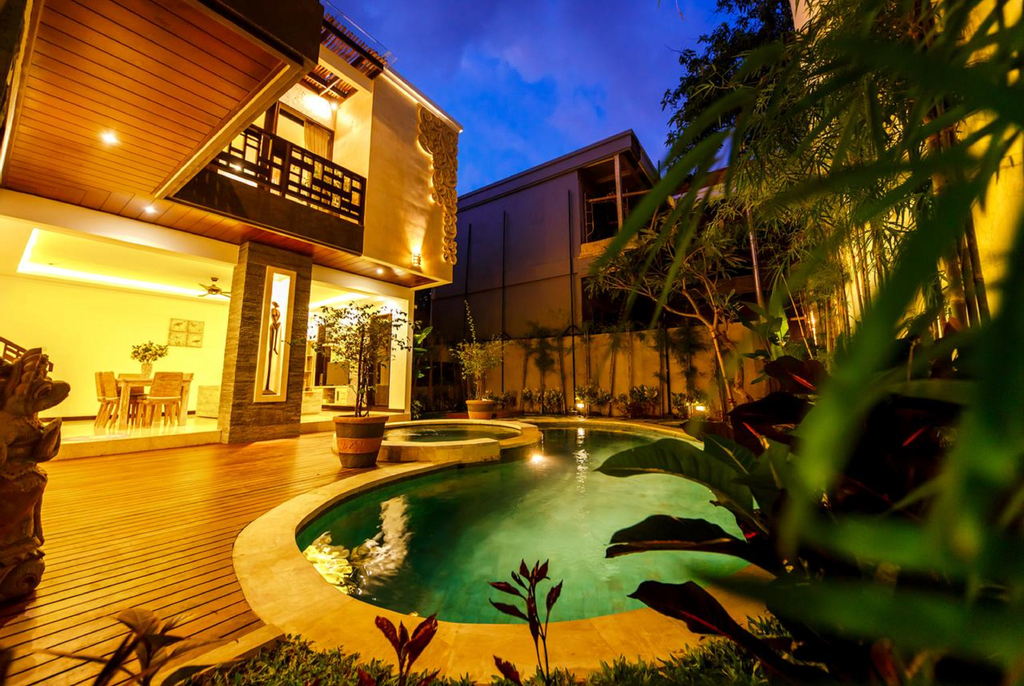 Villa Suzuki 3 Seminyak, Badung