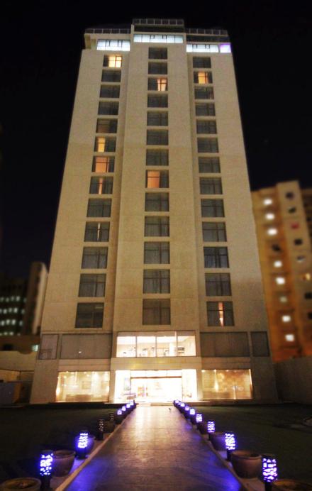 Le Jazz Hotel,