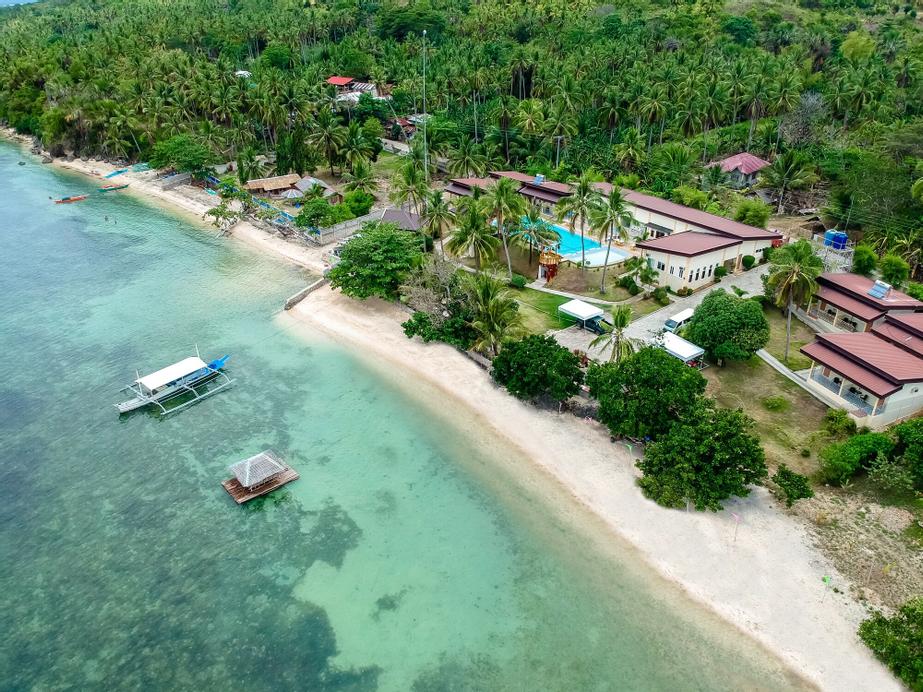 Moabog Reef & Resort, Pilar