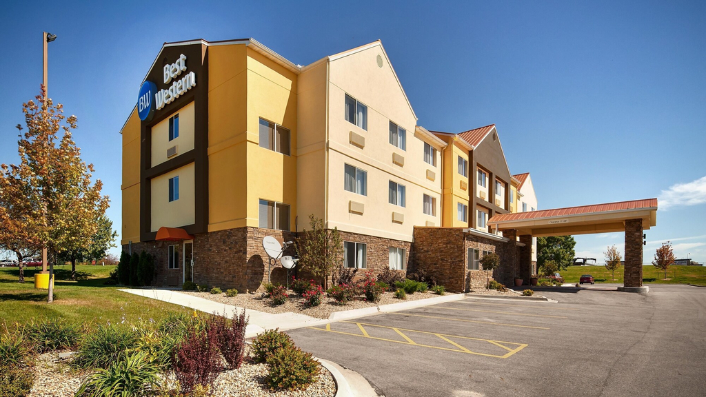 Best Western Pearl City Inn, Muscatine