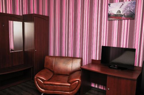 Hotel Svetofor, L'govskiy rayon