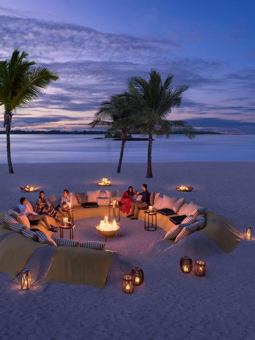Shangri-La's Le Touessrok Resort & Spa, Mauritius,