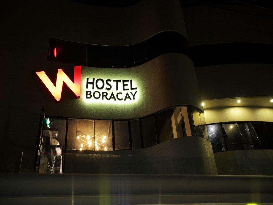 W Hostel Boracay, Malay