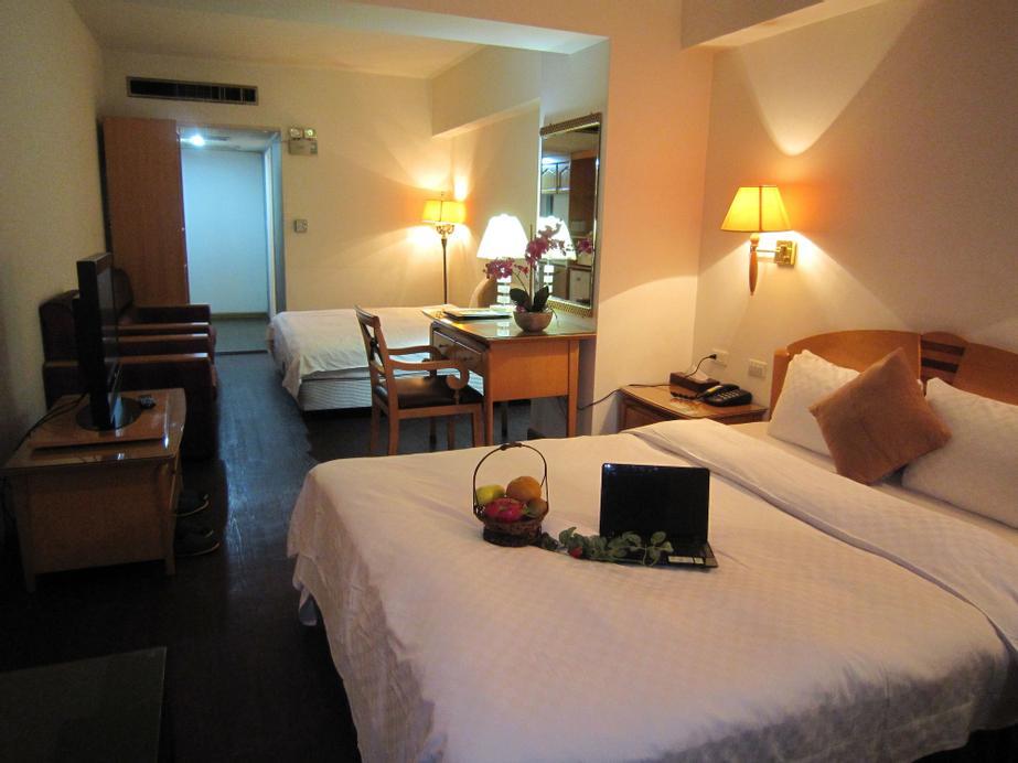 Berkeley Hotels, Hsinchu City