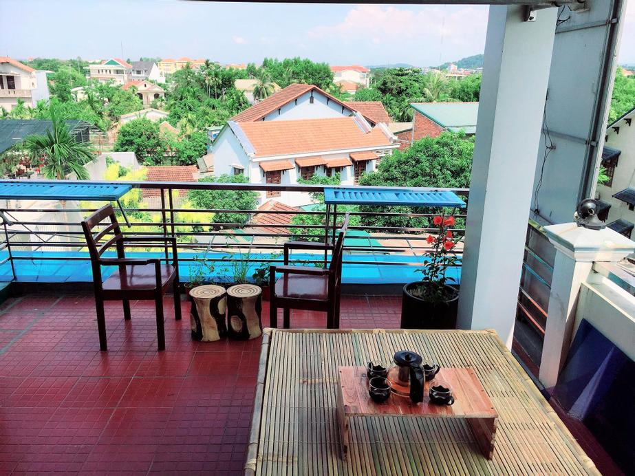 Rubis Hostel, Huế
