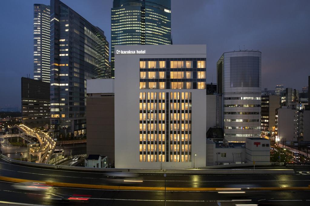 karaksa hotel premier Tokyo Ginza, Minato