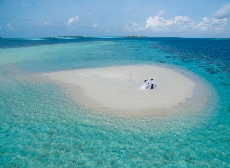 Kurumba Villa Boutique Hotel, Kepulauan Maafushi