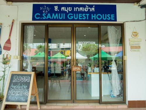 C.Samui Guesthouse, Ko Samui