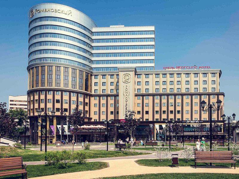 Mercure Voronezh Center, Novousmanskiy rayon