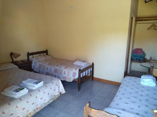 Hotel Las Termas, Chapaleufú