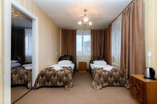 Ametist Hotel, Apatity gorsovet
