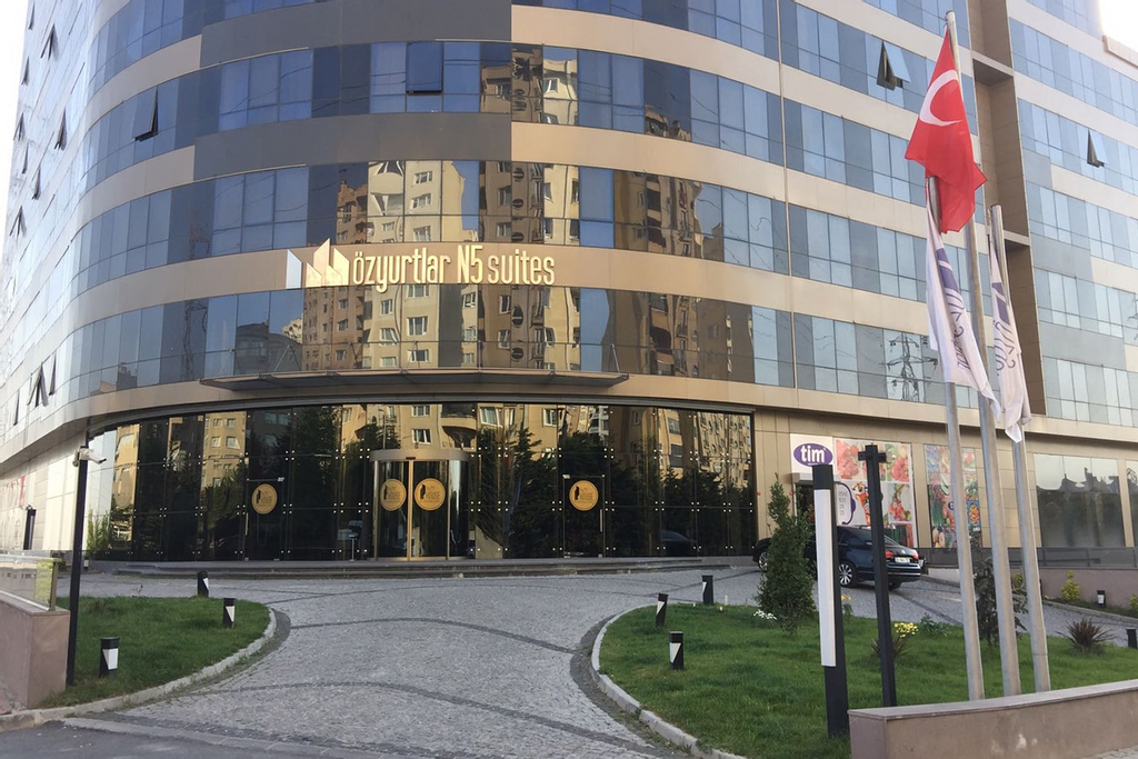 New Suites Istanbul, Avcılar