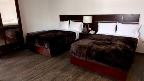 Hotel Rincon Real Suites, Durango