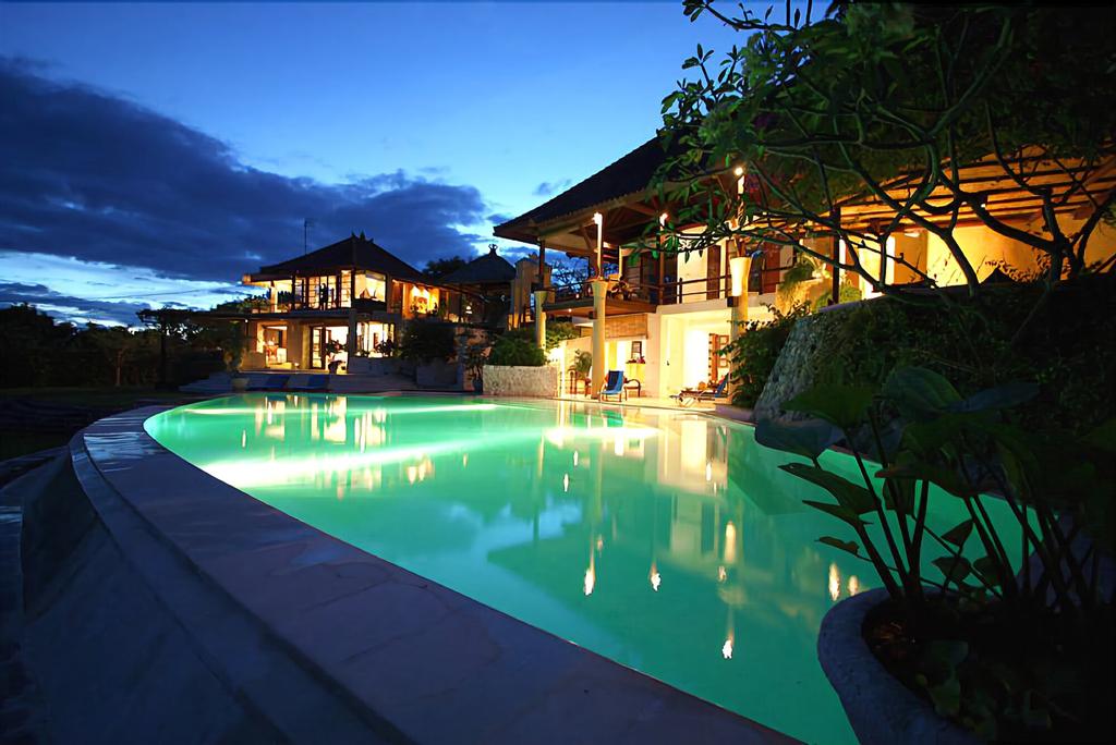 Villa Bidadari, Badung