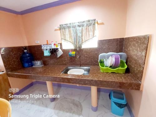 Einel Homestay & Island tour service -Room1, Siquijor