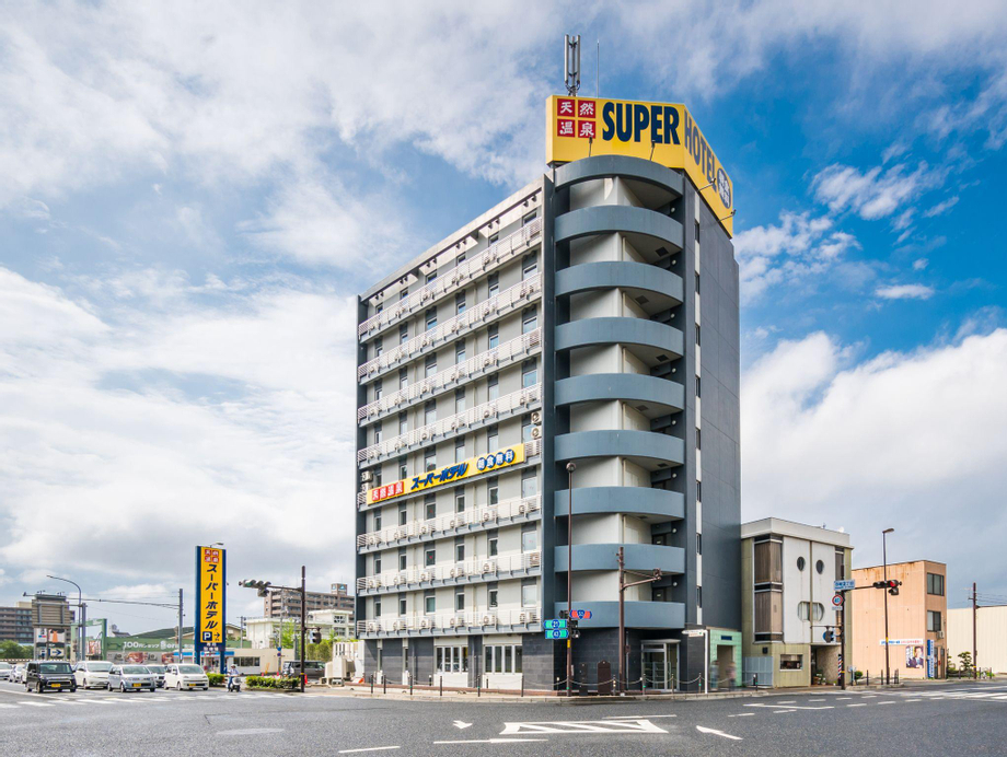 Super Hotel Tottorieki Kitaguchi, Tottori