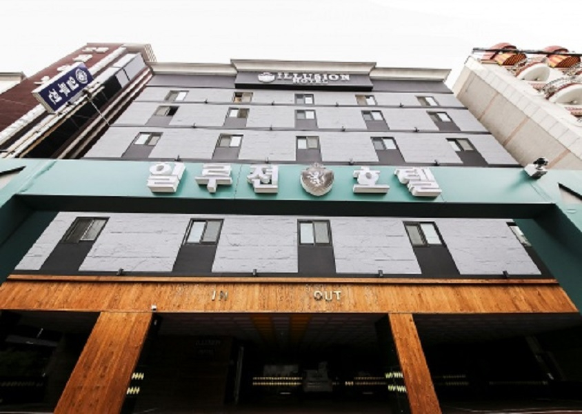 illusion hotel, Yangju