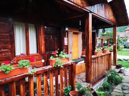 Casa Bunicilor, Calimanesti