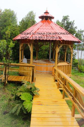 Eco Cabanas Wanderlust, Aisén