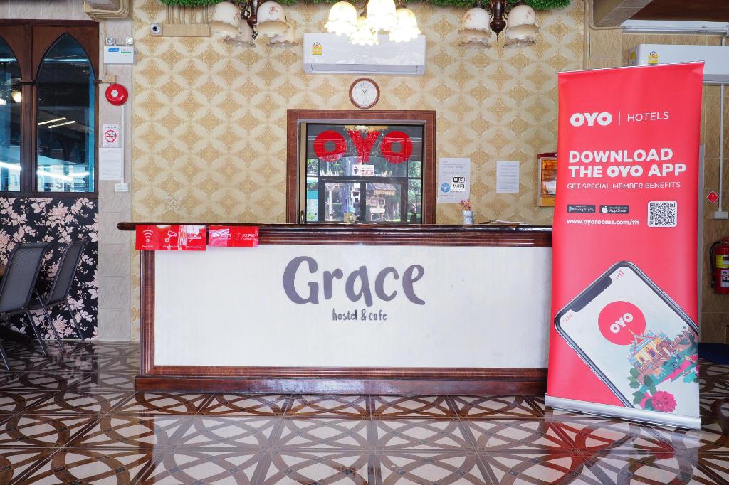 OYO 718 Grace Hostel, Muang Chiang Rai
