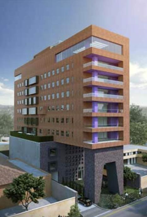 Terra apartment, ZONA 10