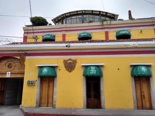 Hotel Real Virgina, Quetzaltenango