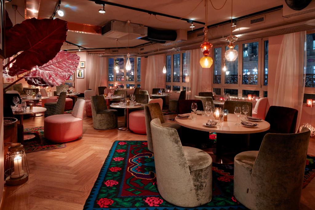 25hours Hotel Terminus Nord, Paris
