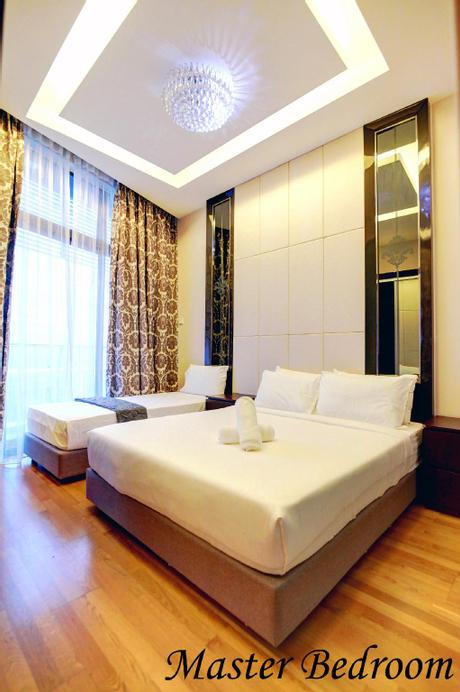 Dorsett Residences Bukit Bintang by Vale Pine, Kuala Lumpur
