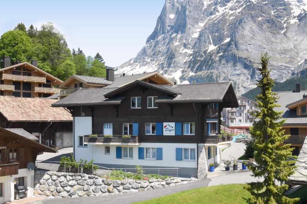 Aparthotel Eiger *** - Grindelwald, Interlaken
