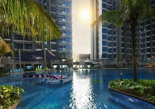 Atlantis Residence Melaka @ Icon Stay, Kota Melaka