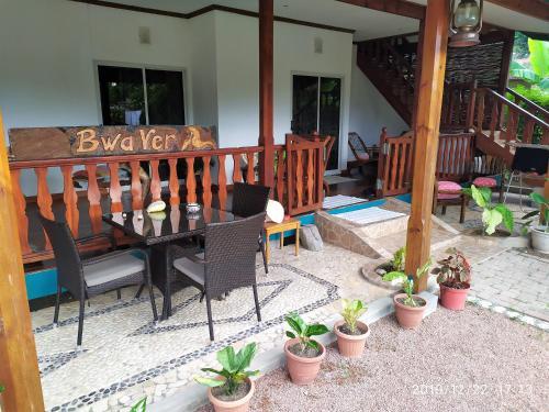 Bwaver Cottage,