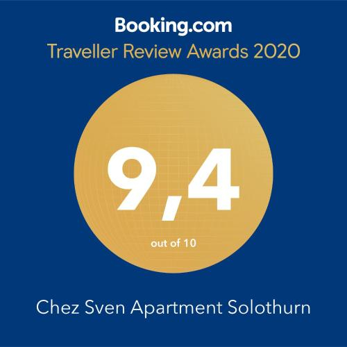 Chez Sven - Fully furnished Apartment in Solothurn, Solothurn