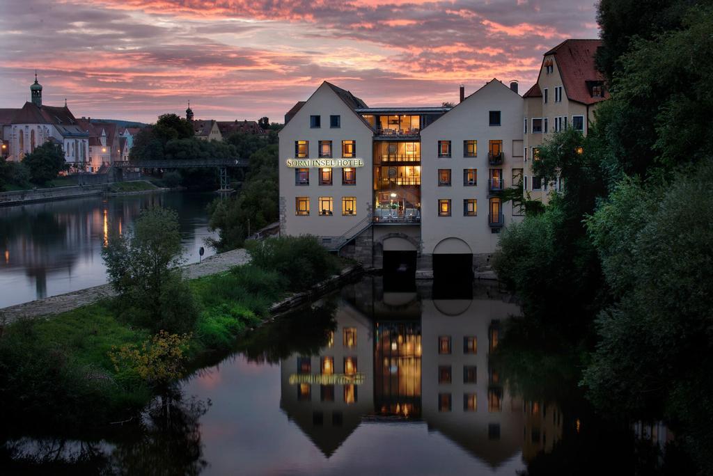 Sorat Insel-Hotel Regensburg, Regensburg